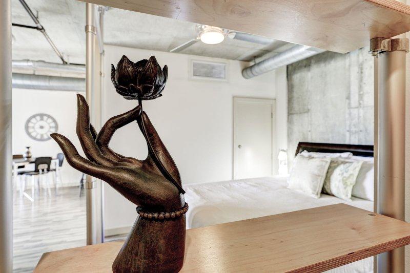 Stay Alfred Premier Lofts - Chambre à coucher principale
