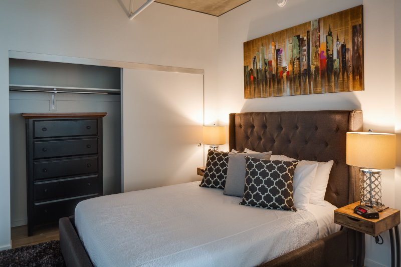 Stay Alfred San Diego Locations de vacances Chambre