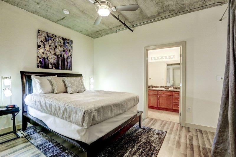Blijf Alfred Premier Lofts - slaapkamer op de vliering