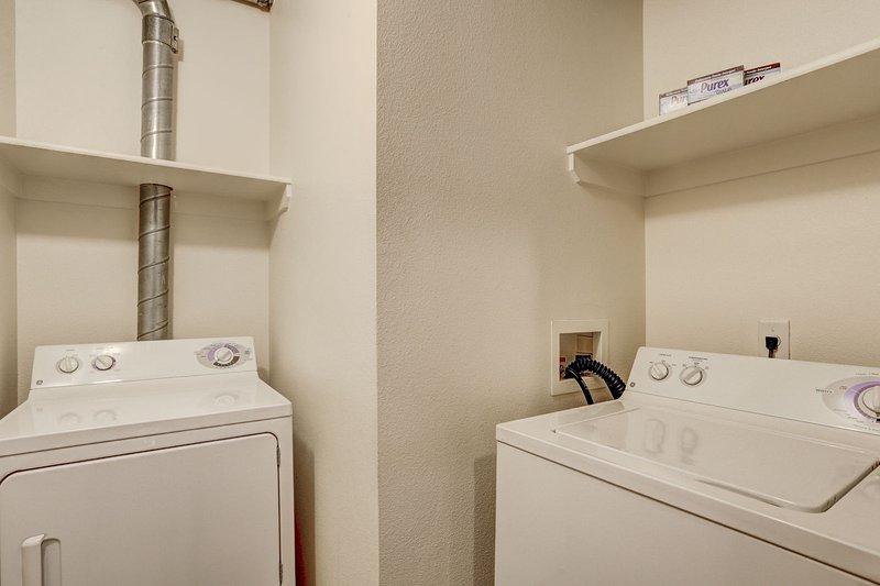 Blijf Alfred Premier Lofts - wasmachine / droger