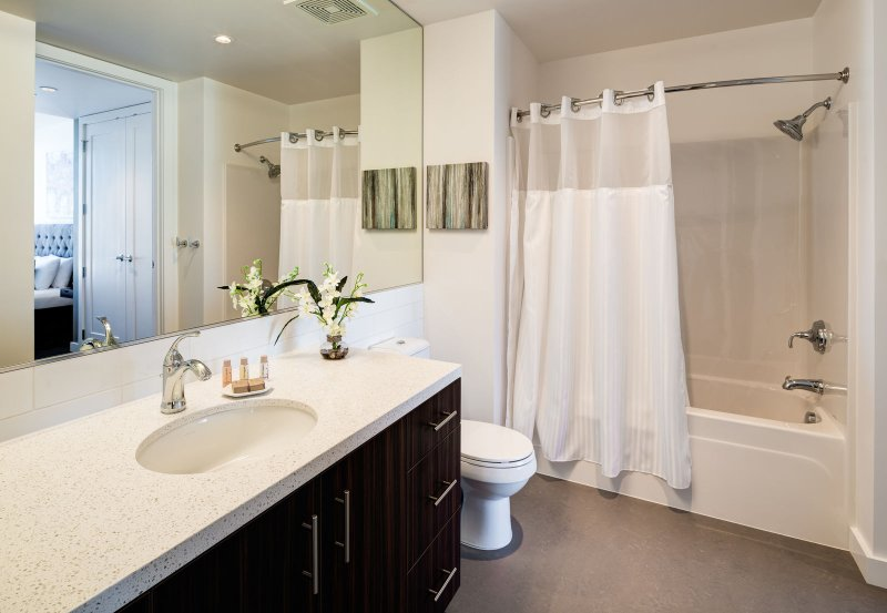 Stay Alfred Portland Vacation Rental Bagno