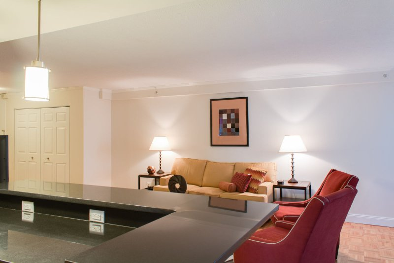 Stay Alfred Boston Vacation Rental Sala de estar