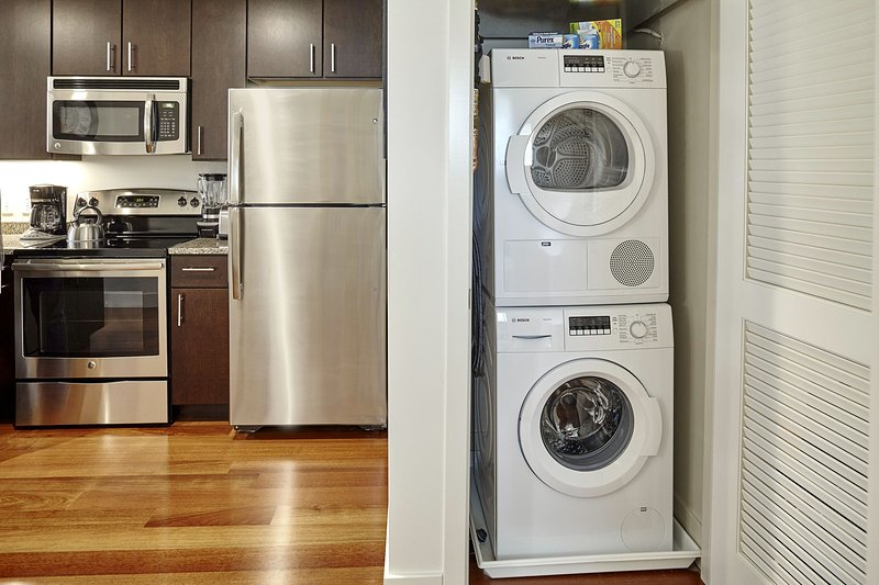 Stay Alfred New Orleans Vacation Rental In Unit Washer & Dryer
