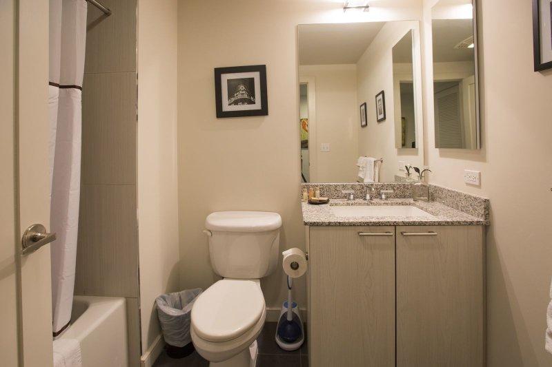Stay Alfred Boston Vacation Rental Bathroom