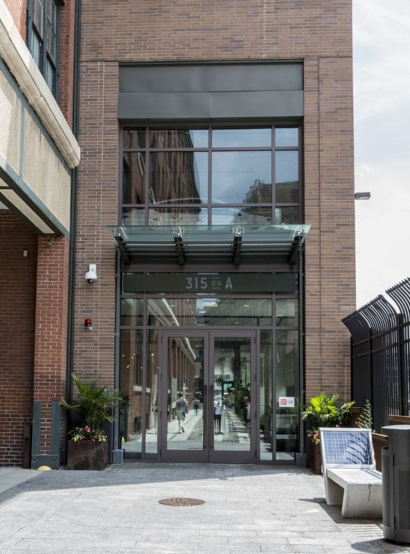 Stay Alfred Boston Vacation Rental Exterior