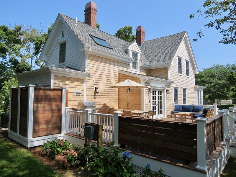A renovação foi uma transformação surpreendente para a propriedade.