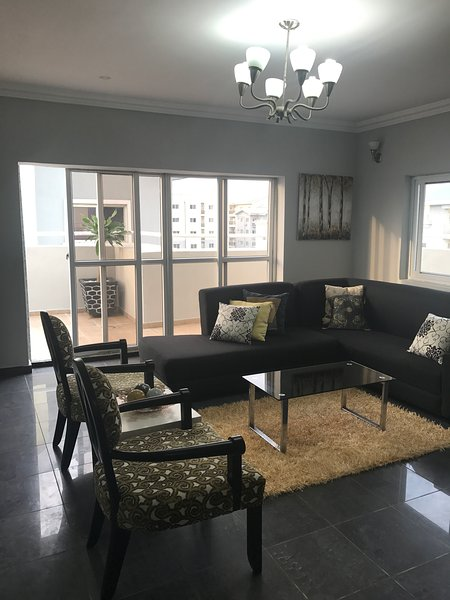 Primewaterview condo, holiday rental in Lagos State