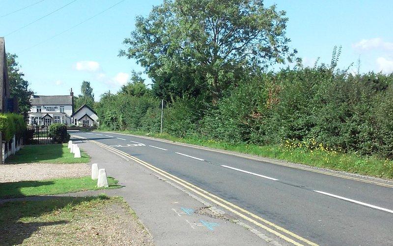 Los pubs de la zona muy cerca de ver desde el exterior del bungalow