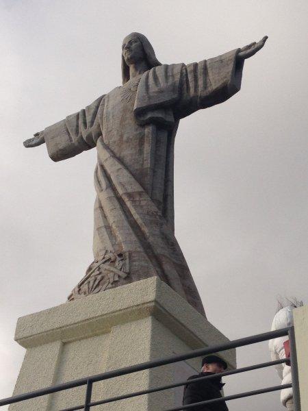 Cristo Rey Garajau, alrededores de Funchal