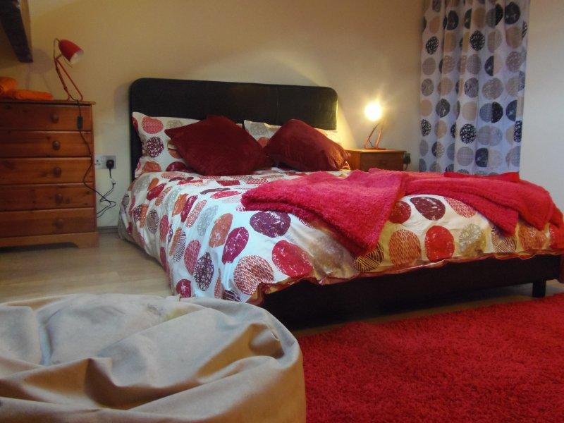 O quarto vermelho