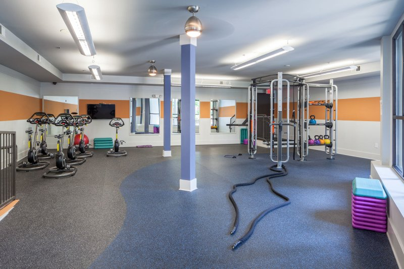 Stay Alfred on Ponce De Leon Avenue Fitness Center.
