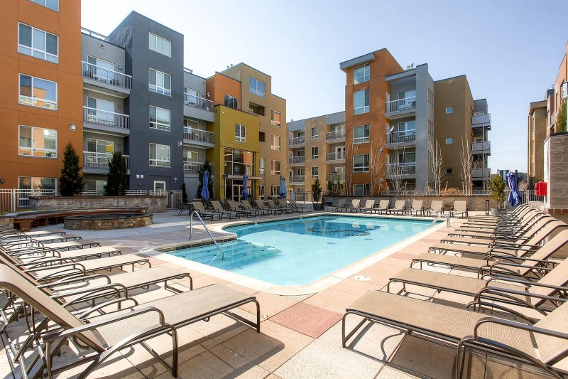Stay Alfred Denver Vacation Rental Pool