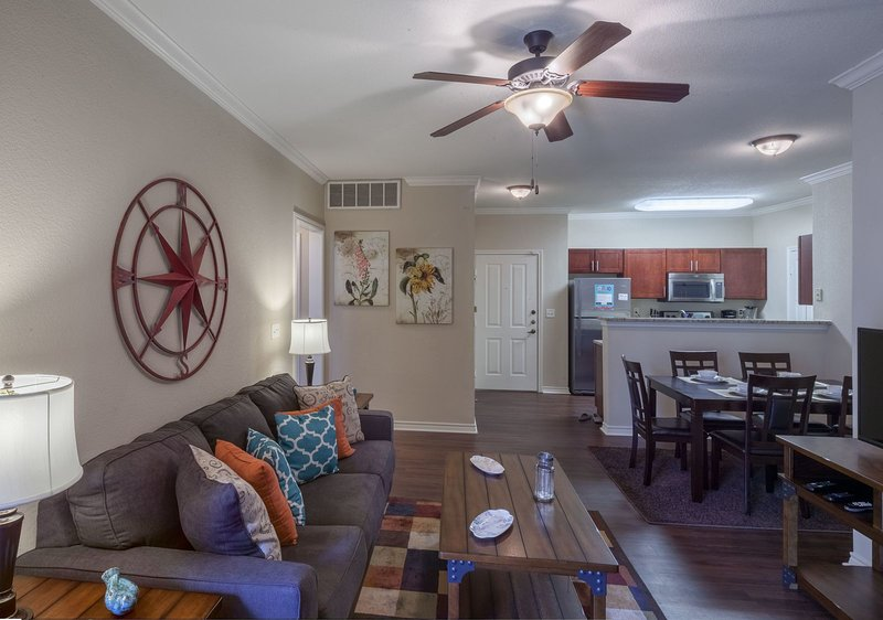 Stay Alfred Memphis Vacation Rental Sala de estar