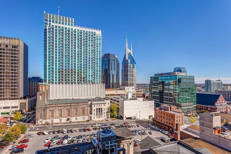 Verblijf Alfred Nashville Vakantiewoning View