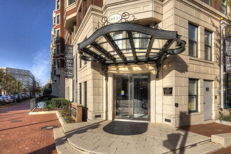 Alquiler de vacaciones en Stay Alfred Washington DC Exterior del edificio