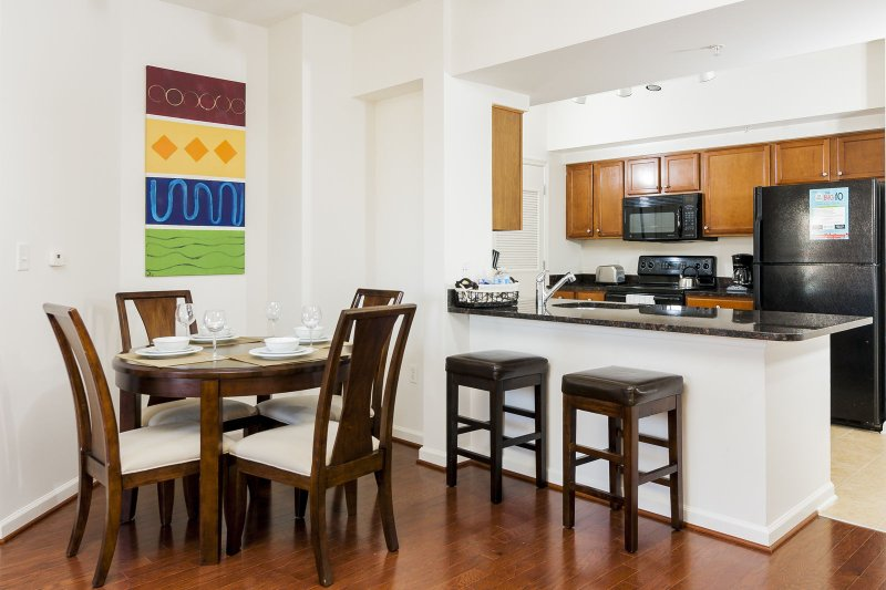 Alquiler de vacaciones en Stay Alfred Washington DC Dining Room