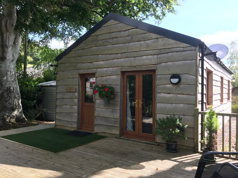 Caban y Saer for 2, vacation rental in Snowdonia National Park