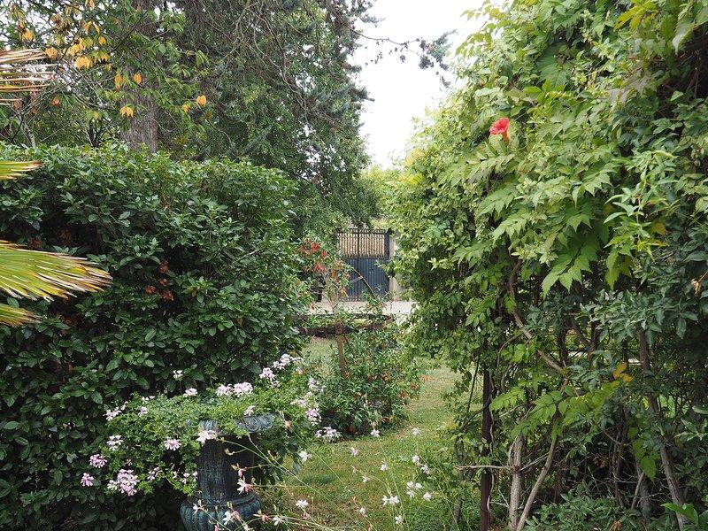 jardins Hôtel de Gensac