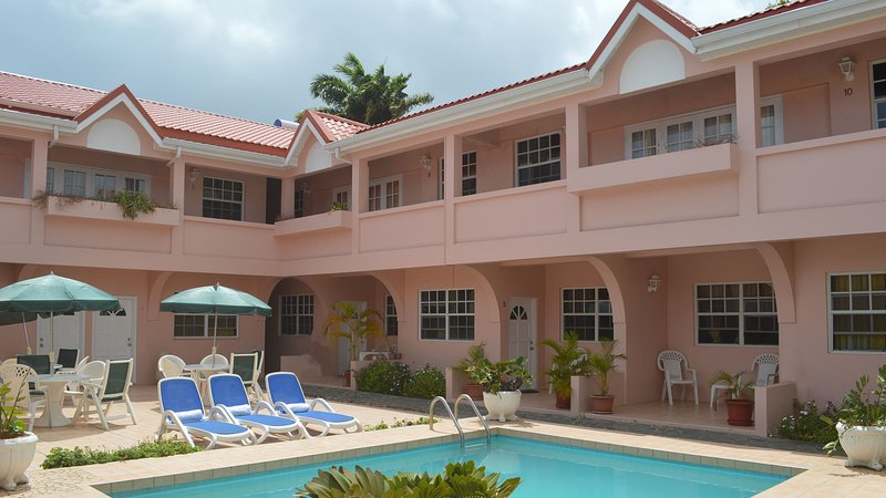 Your Luxurious home Away from Home 8, location de vacances à Rodney Bay