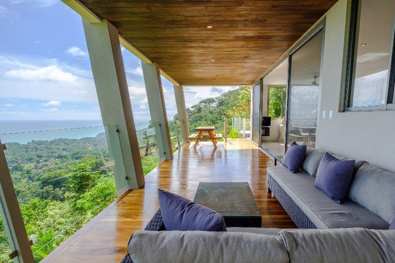HR1 Incredible Ocean Views, location de vacances à Uvita