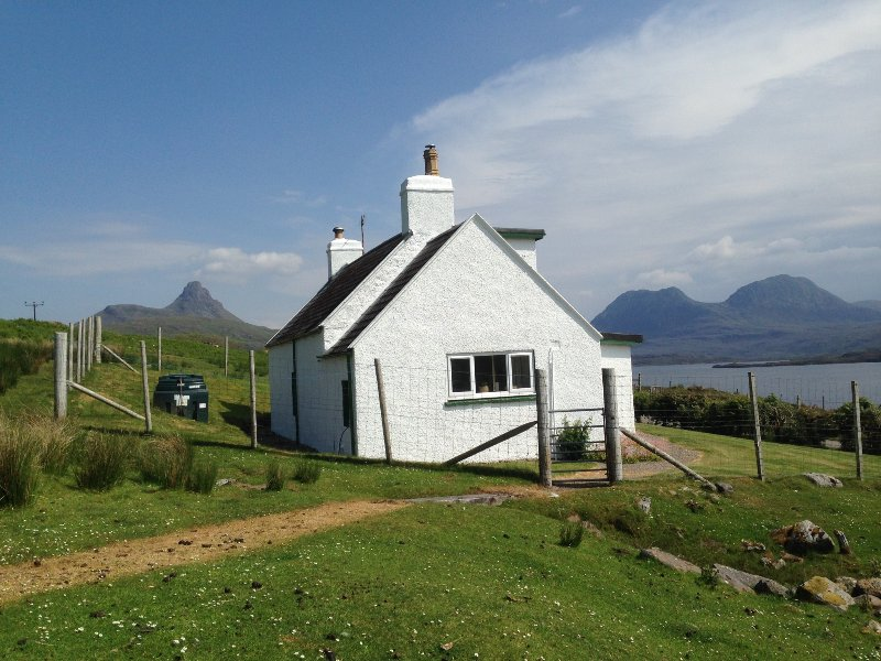 Badagyle Cottage, holiday rental in Ross and Cromarty