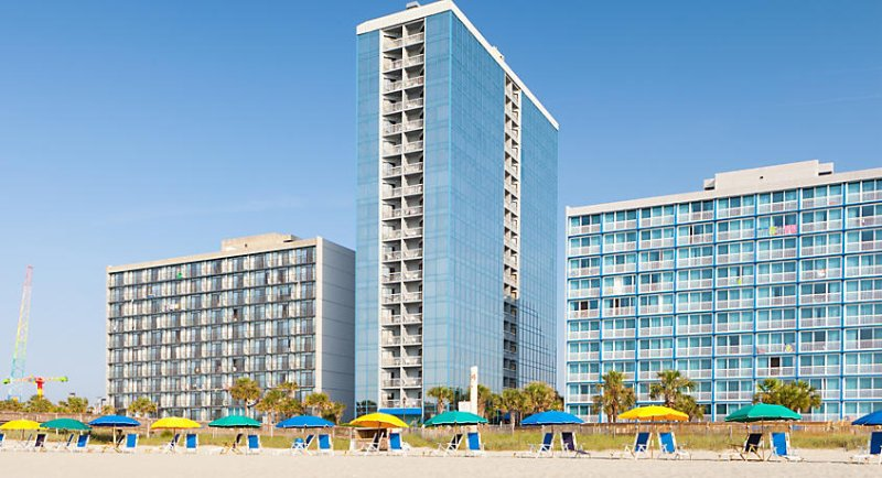 Hgtc Grand Strand Campus Map.Seaglass Tower Oceanfront Location Grand Strand View 1 Br Updated