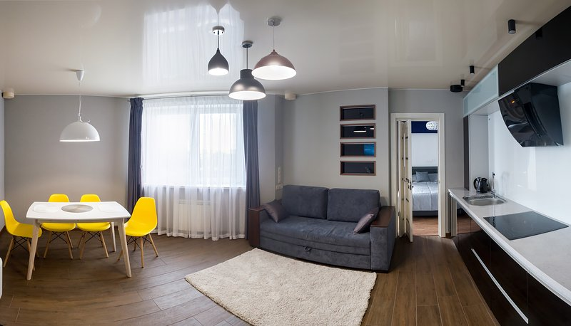 Apartment 'HomeHotel', alquiler vacacional en Minsk
