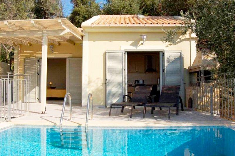 Stylish Villa with Stunning Panoramic Sea Views & Private Pool