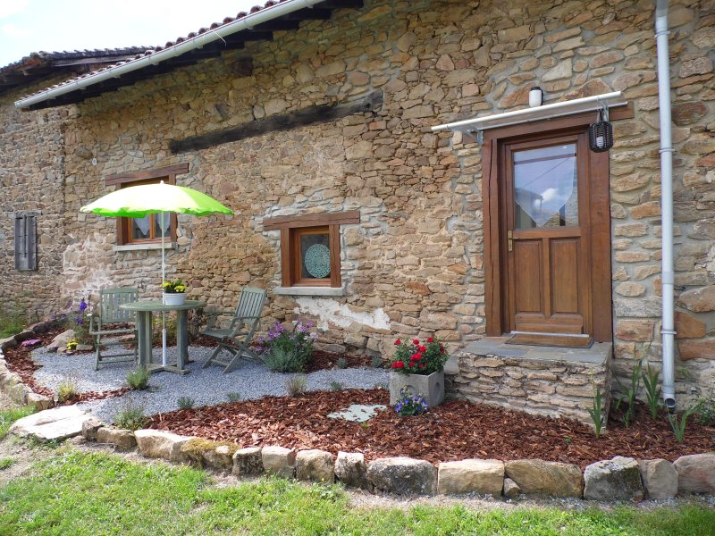 A place in Haute-Vienne, vacation rental in Saint-Auvent