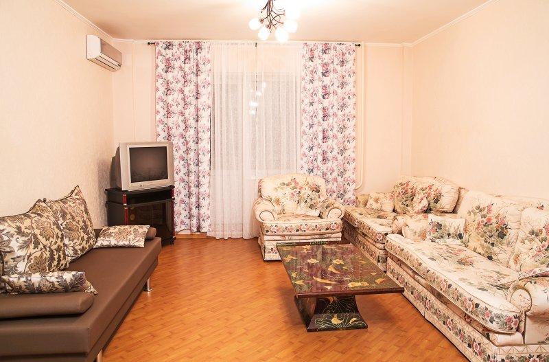Элитная двухкомнатная квартира на Московском проспекте 149А, holiday rental in Voronezh Oblast