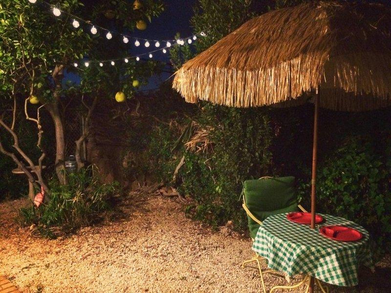jardim privado