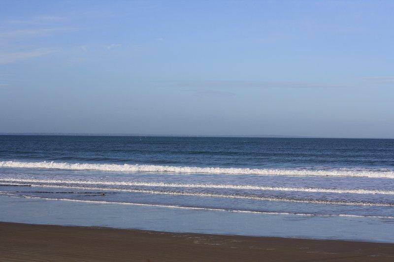 in der Nähe Strand