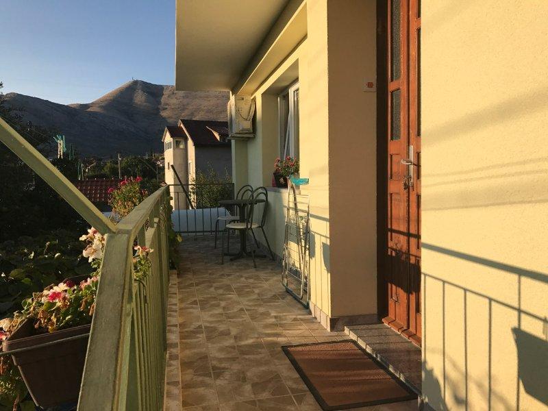 Apartment in Trebinje, holiday rental in Republika Srpska