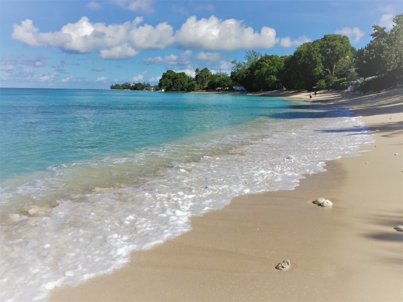 Gibbes Beach - a 5 minute walk to a secluded relaxing dip in the sea.
