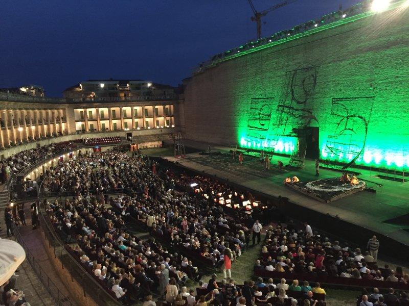 Opera at Macerata