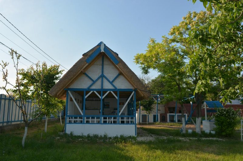 Sailors Guest House Jurilovca. Traditional house in Danube Delta only for you, location de vacances à Tulcea County