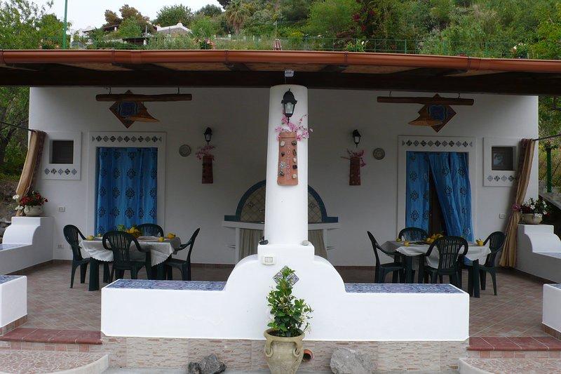 Casa vacanze Kristin e Iris, holiday rental in Aeolian Islands