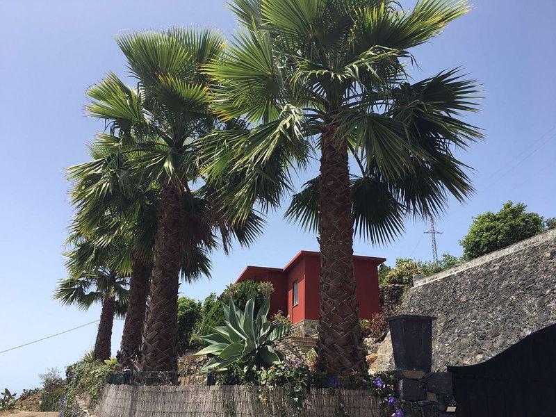 Casa Lomo La Fuente, holiday rental in El Jesus