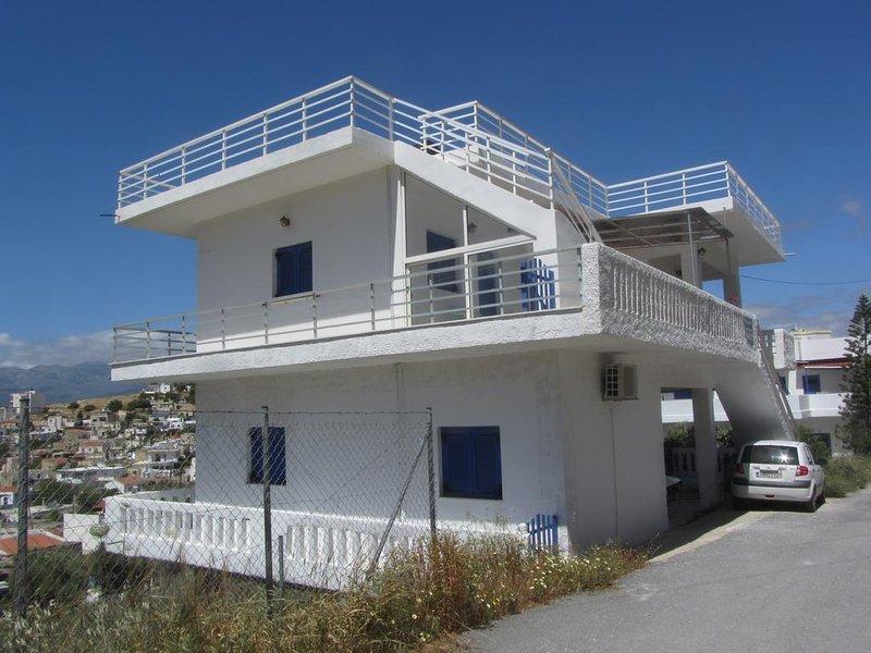 PanoramaKamil Comfortable Standard Room Apartment Sleeps 2, vacation rental in Vori