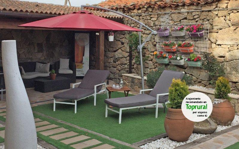 Por que el turismo rural no tiene por qué estar reñido con la comodidad, aluguéis de temporada em Hoyorredondo