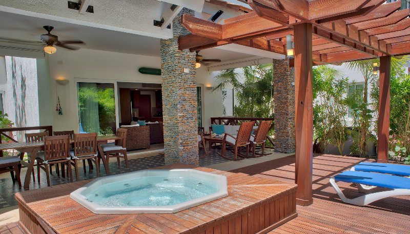 Apartment at LasTerrenas w/ Jacuzzi + Private Patio (2451), holiday rental in El Limon