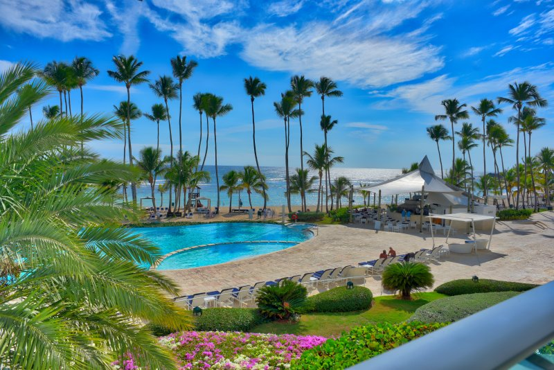 Scenic Oceanfront Three Bedrooms Apartment (528), holiday rental in San Pedro de Macoris