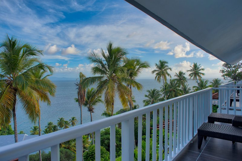 Paradise with a Beach + Private Balcony (VI-301), holiday rental in Miches