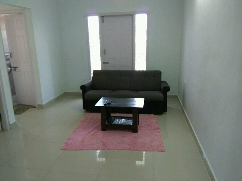 furnished house for rent in old airport road