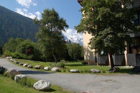 Giardino comunale della residenza
