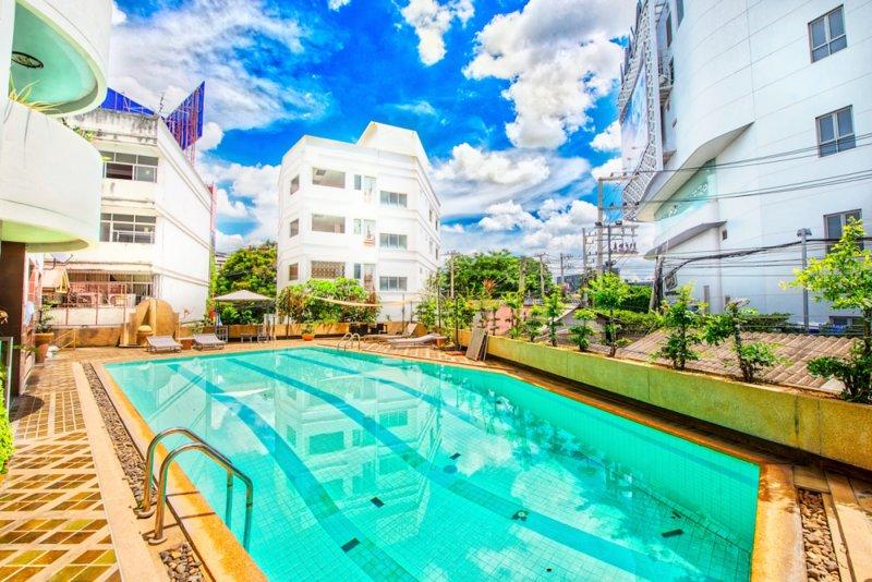 Nice swimmingpool