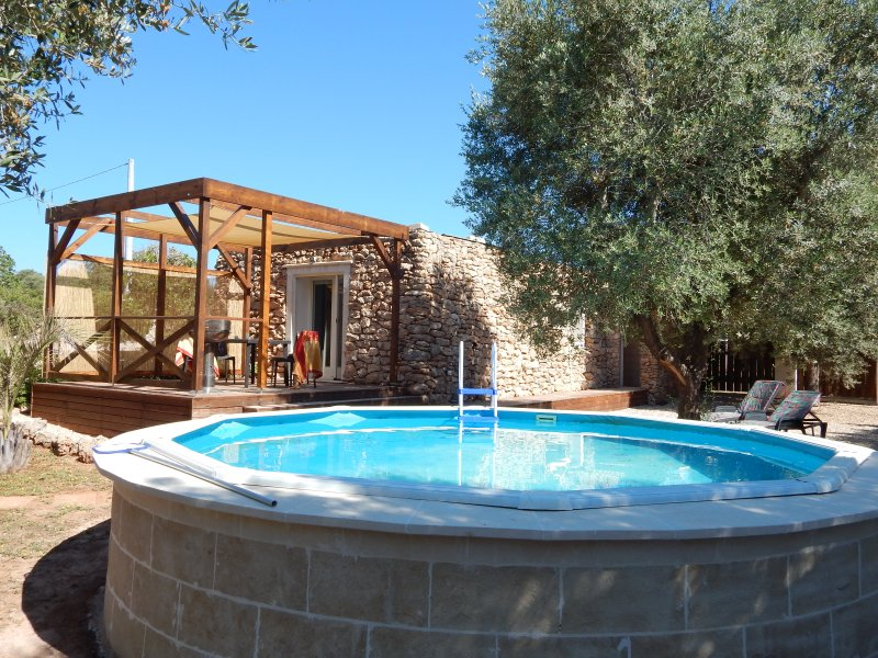 Villetti Trullissimo, vacation rental in Maruggio