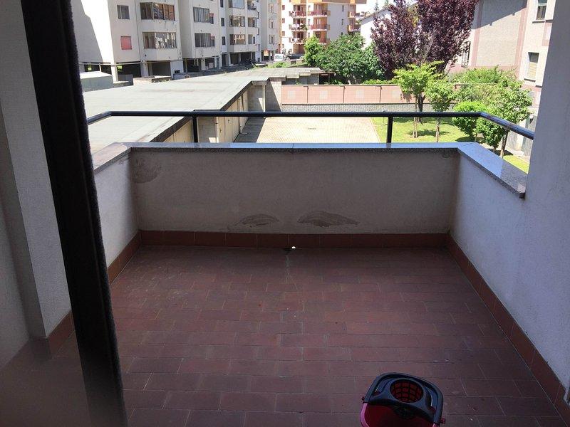 Bilocale Mercantini, vacation rental in Vercelli
