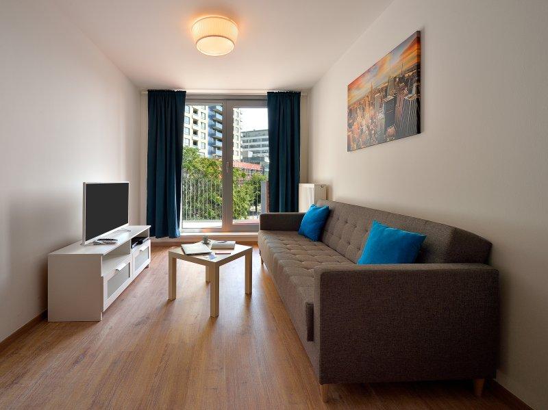 Economy 1 BDR apartment - Apollis, holiday rental in Samorin