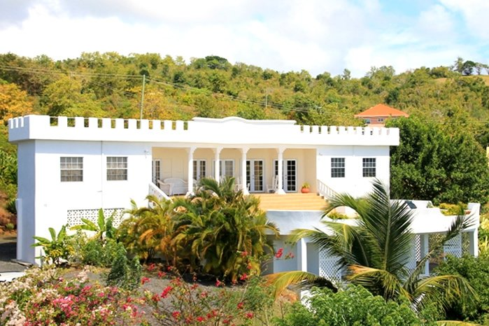 Castles in Paradise Villa 12, holiday rental in Vieux Fort Quarter